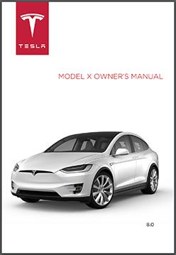 Tesla model s owners manual